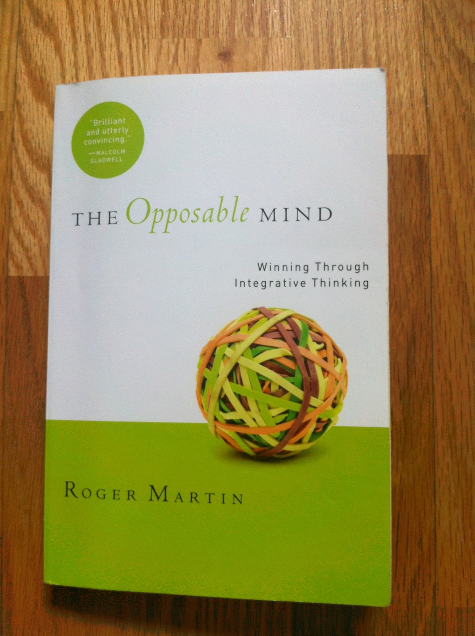 THE OPPOSABLE MIND ROGER MARTIN EBOOK DOWNLOAD
