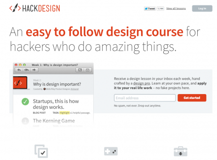 Go Forth & Learn, Knowmad: Two Great Resources For Hacking Design Thinking…*