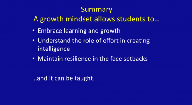 Carol Dweck On The Power Of Mindset To Help Children (& Adults) Reach Their Potential ...* | rethinked.org