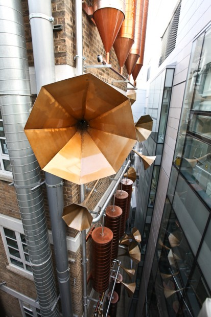 The Lullaby Factory, Great Ormond Street Hospital for Children - Photo by Studio Weave