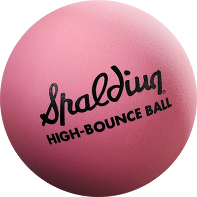 Spalding High-Bounce Ball